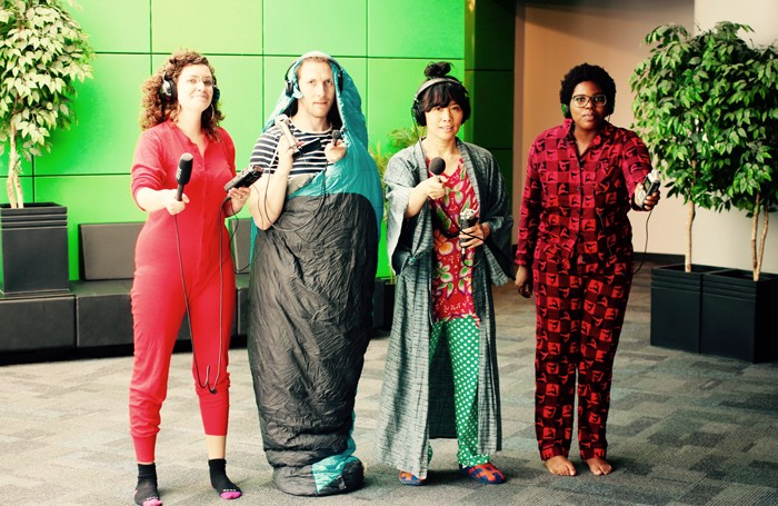 Cbcs sleepover shows how to greet strangers with empathy m4hsunfo
