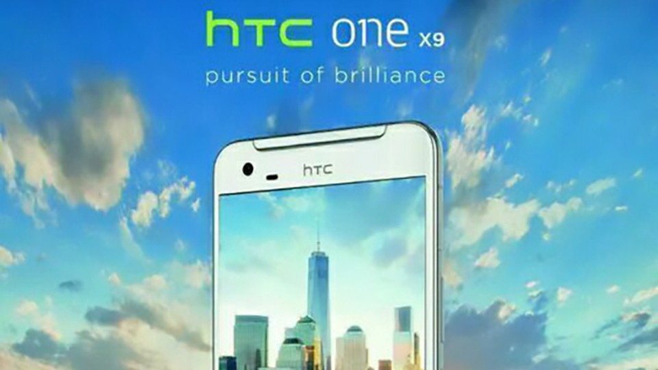 The Teaser Reveals Htc One X9 Would Release Tomorrow