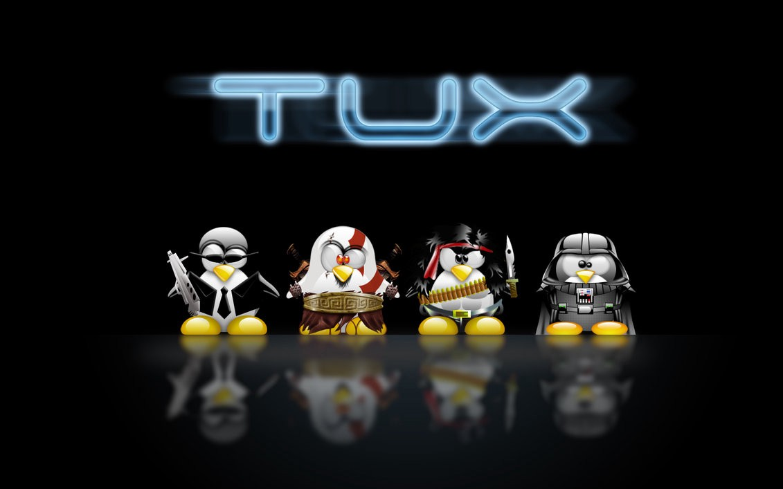 how tux the penguin ruined it for linux