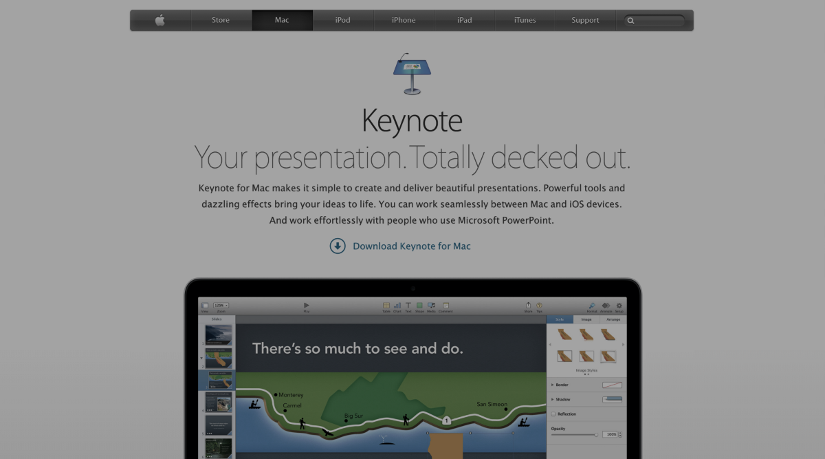 photoshop is dead how to use keynote with font awesome