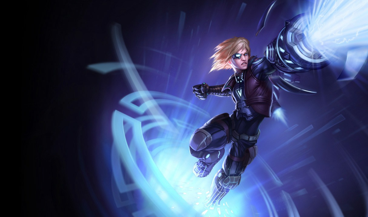 League Of Legends Pulsefire Ezreal To Receive Visual Update