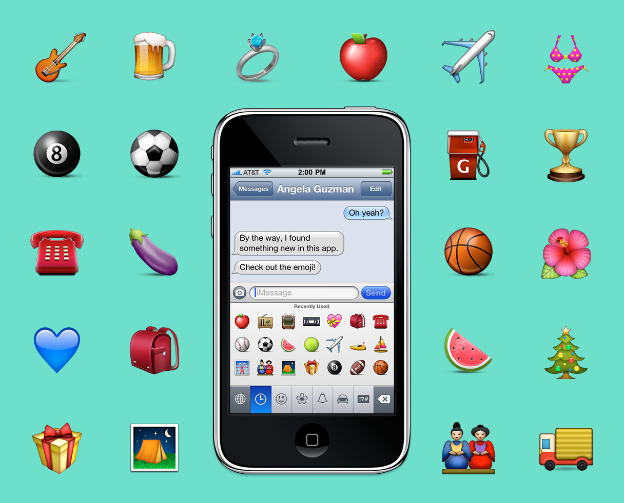 The Making Of Apples Emoji How Designing These Tiny Icons Changed