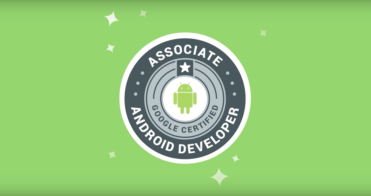 Google certified associate android developer tips faqs my journey image source httpsyoutubewatchvgy5olv1db4 xflitez Choice Image