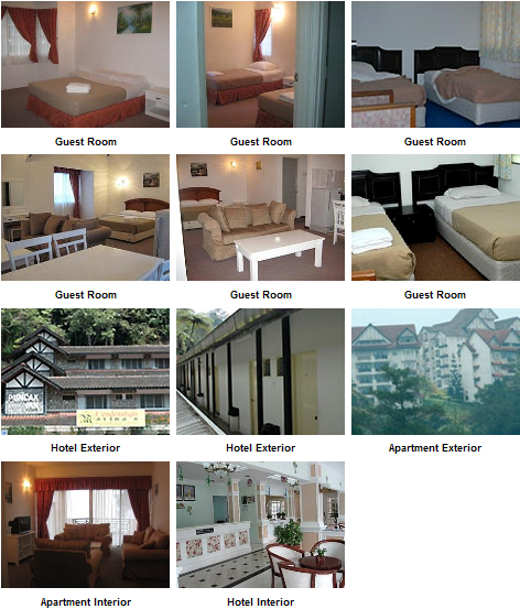 Some Of This Fraser Hill Hotel S Recreational Facilities Including Fitness Center Golf Course On Site Squash Courts Puncak Inn Apartment Combines Warm