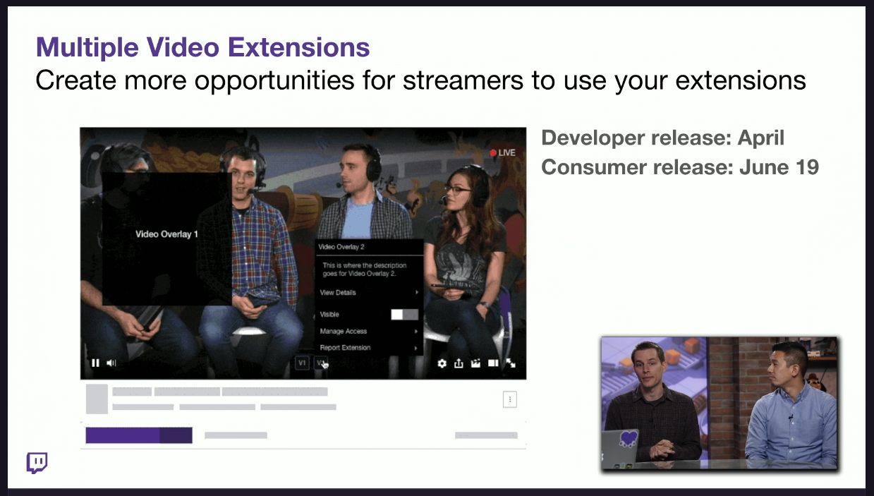 Pretzel Weekly Update 65 The Twitch Extensions Part Two Edition