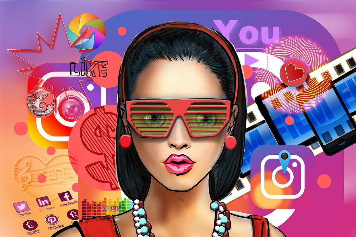 Guide to becoming a social media influencer—4 Step for Beginners