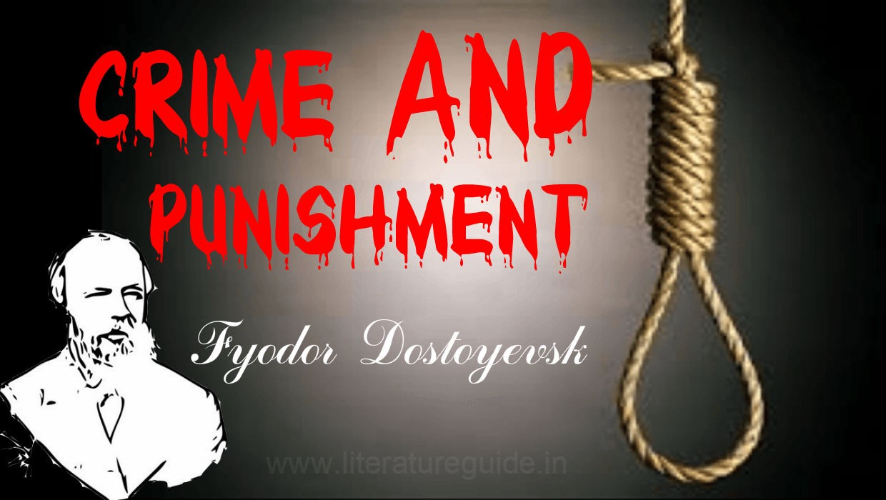 The novel Crime and Punishment: the meaning of the title. Fyodor Mikhailovich Dostoevsky, Crime and Punishment