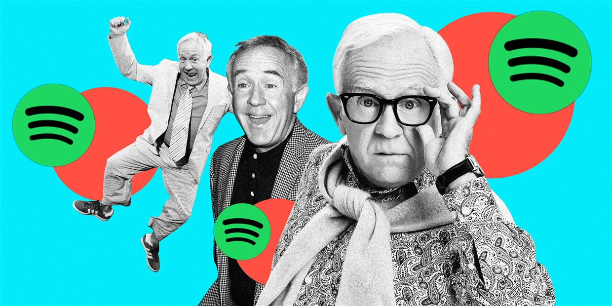 <div>Influencer Marketing with Leslie Jordan & Spotify</div>
