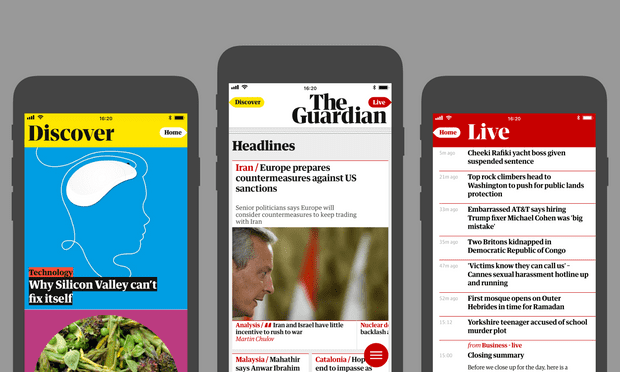 A paywall isn't part of Guardian's current plans