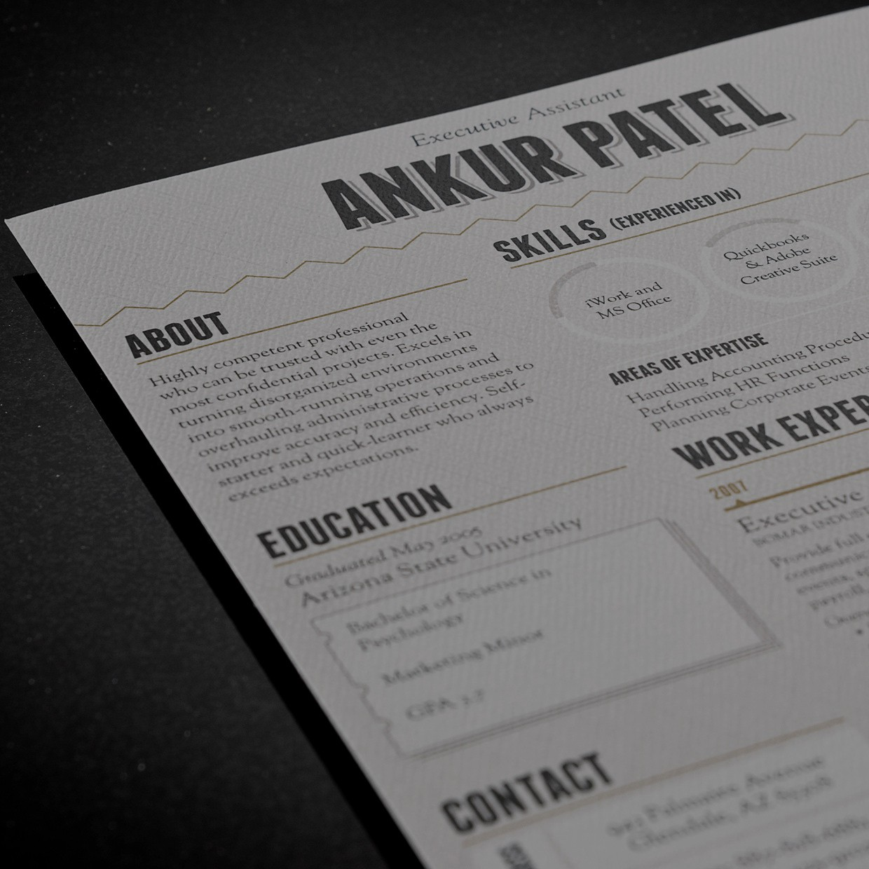 How to Craft a Badass Resume Thatll Get You an Interview