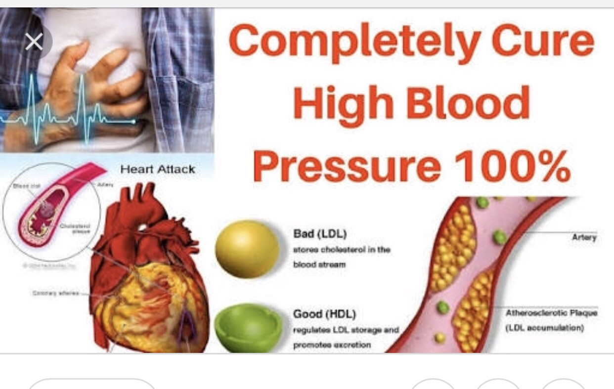 completely cure your high blood pressure – today science – medium
