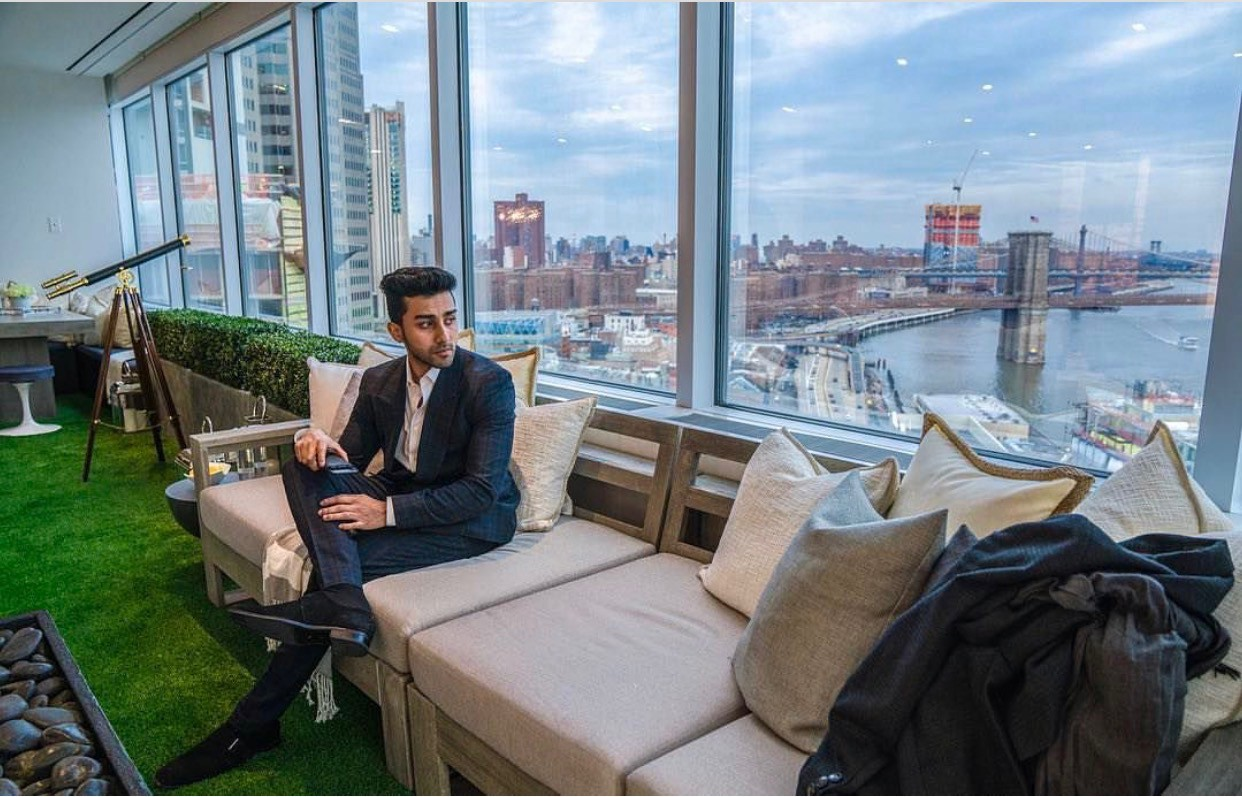 entrepreneur neil mathew gives tips on real estate investments and selling properties