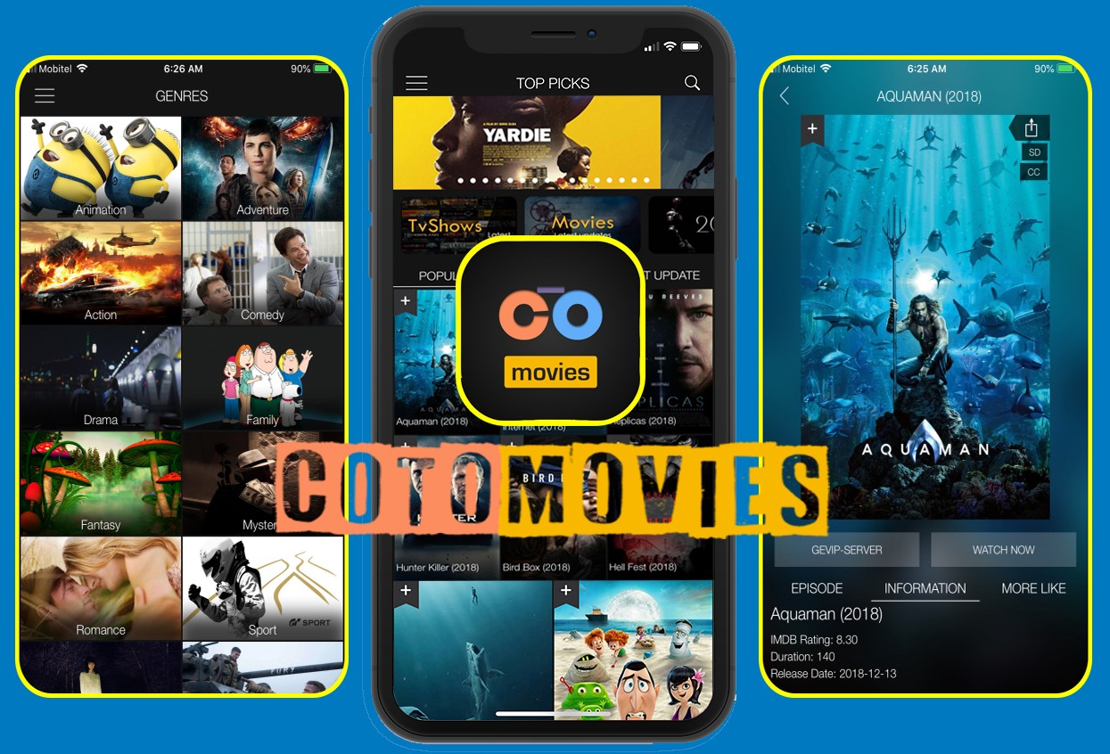 free movie download app for iphone