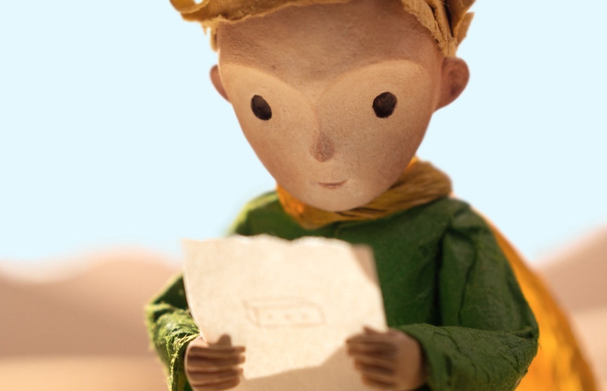 the little prince leaps off the page and onto the screen still from the little prince 2015