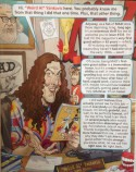Weird Al mad magazine