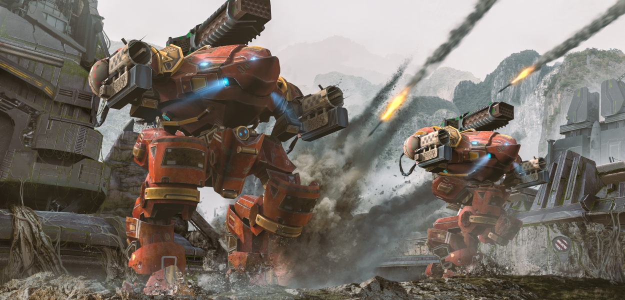 War Robots is a mobile free-to-play game by Moscow developer Pixonic that was launched 3 years ago. In the game, you are fighting with giant, walking robots ...