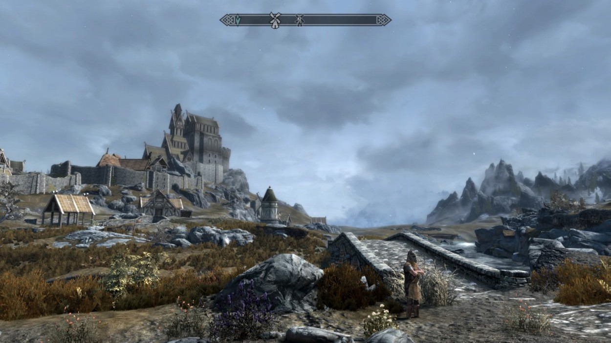 player won - The travel journal: a week in SKYRIM