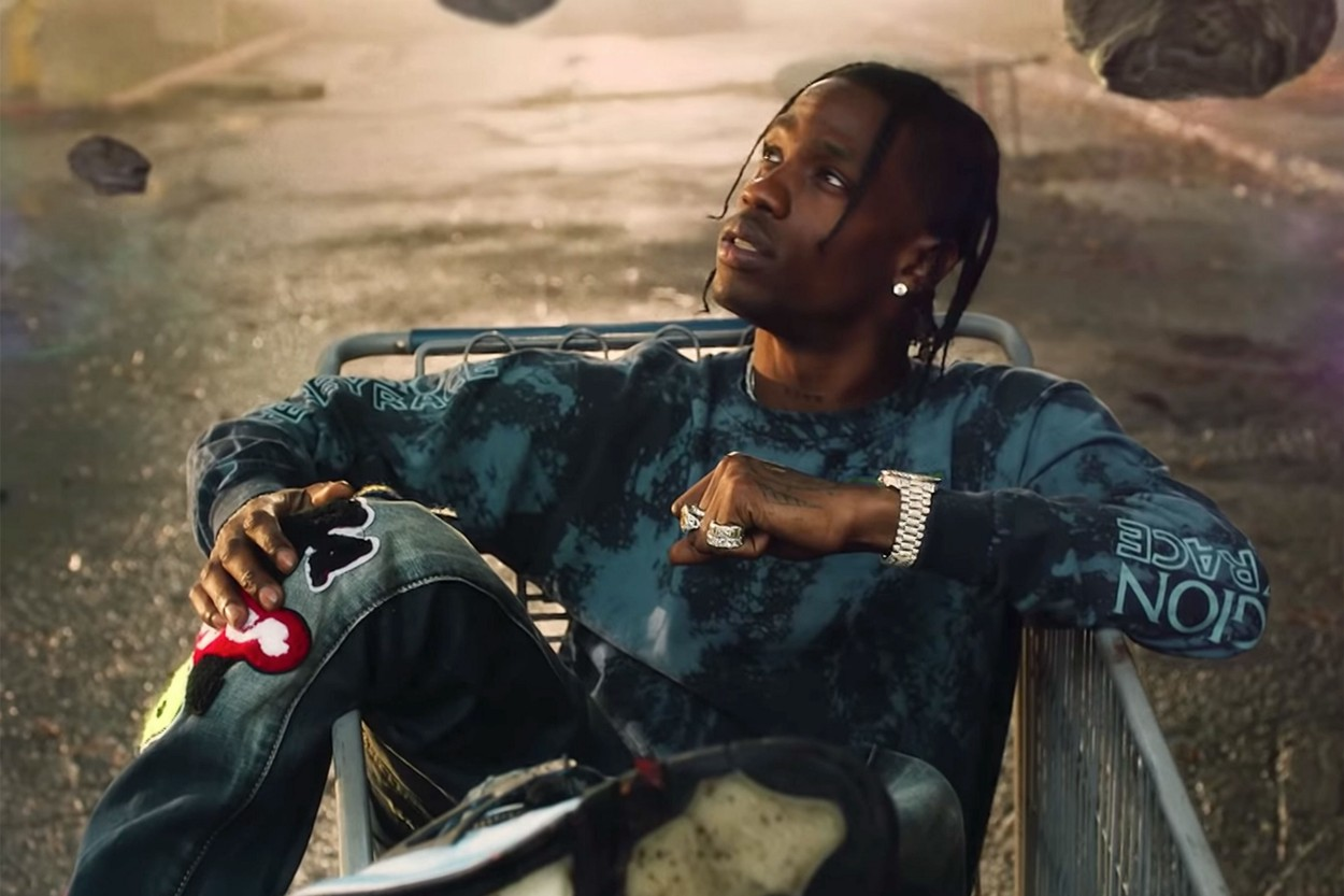 Millennials Have Found Their Dr Dre and His Name Is Travis Scott
