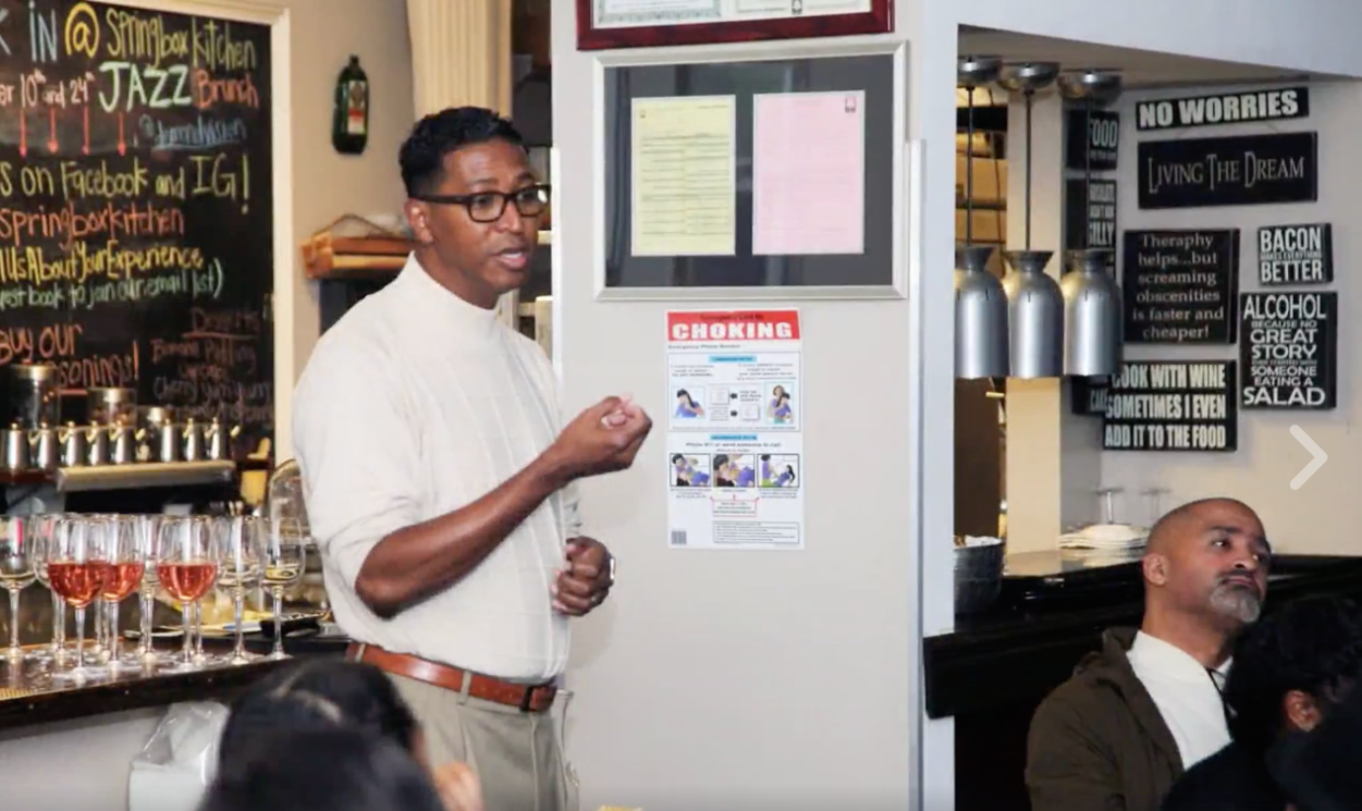 First South Fulton Mayoral Meet and Greet Showcases Small Businesses