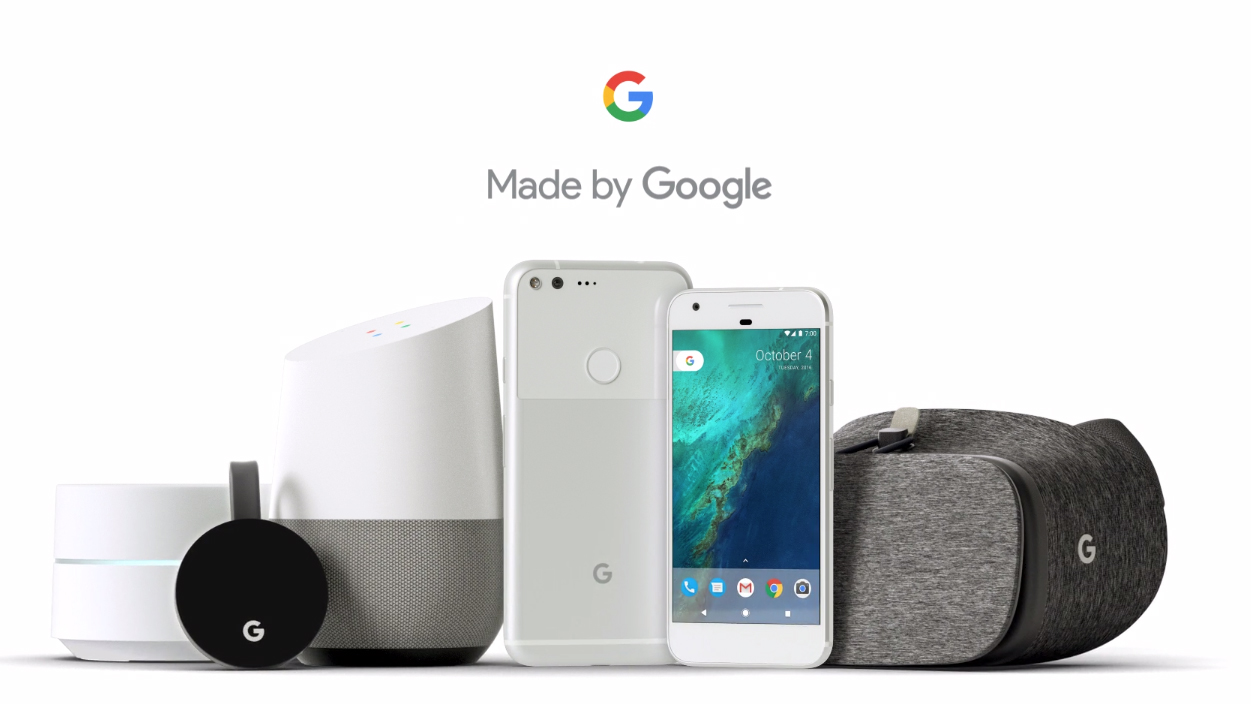 Image result for A gaggle of new Google devices