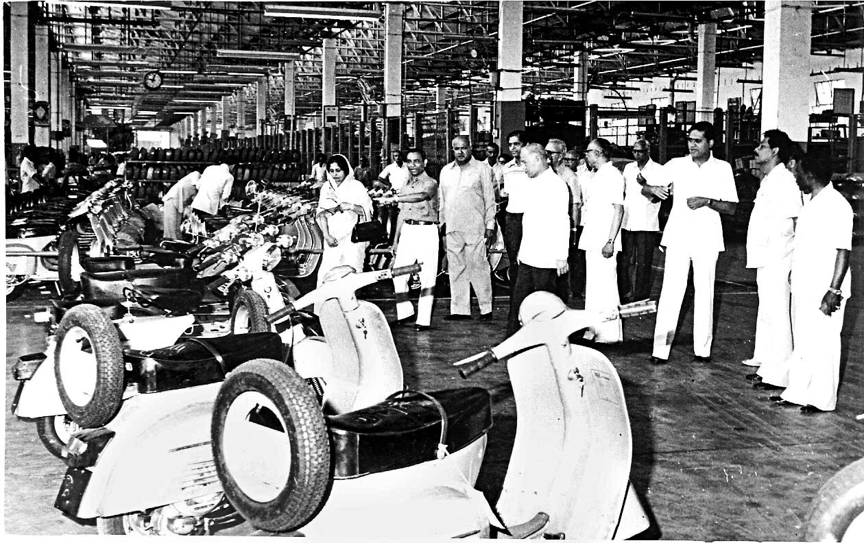64-Years Of Bajaj Auto\'s History Is Full Of Masterful Collaborations