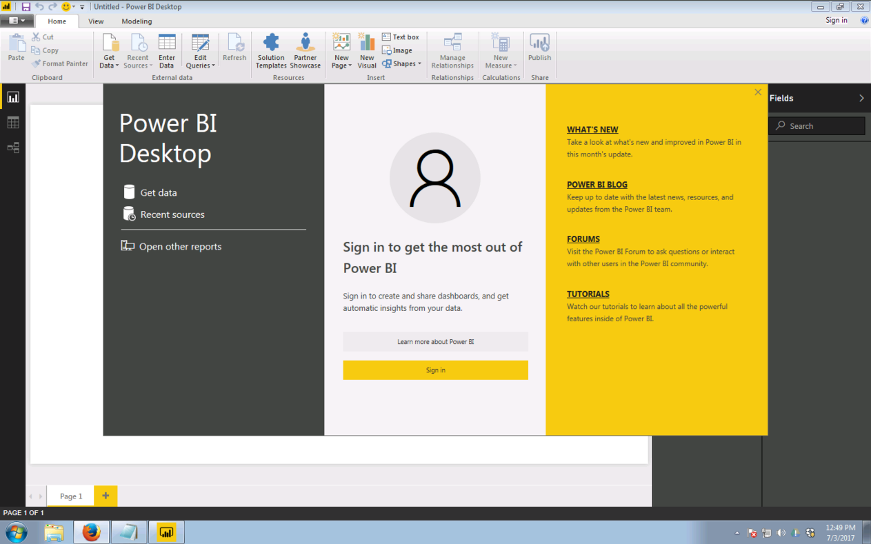 Visualizing SPARQL queries with PowerBI and Virtuoso - Technology