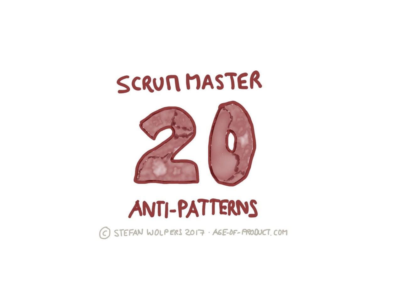 Scrum master anti patterns hacker noon read on and learn in this final post on scrum anti patterns how you can identify if your scrum master needs support from the team to up his or her agile fandeluxe Choice Image