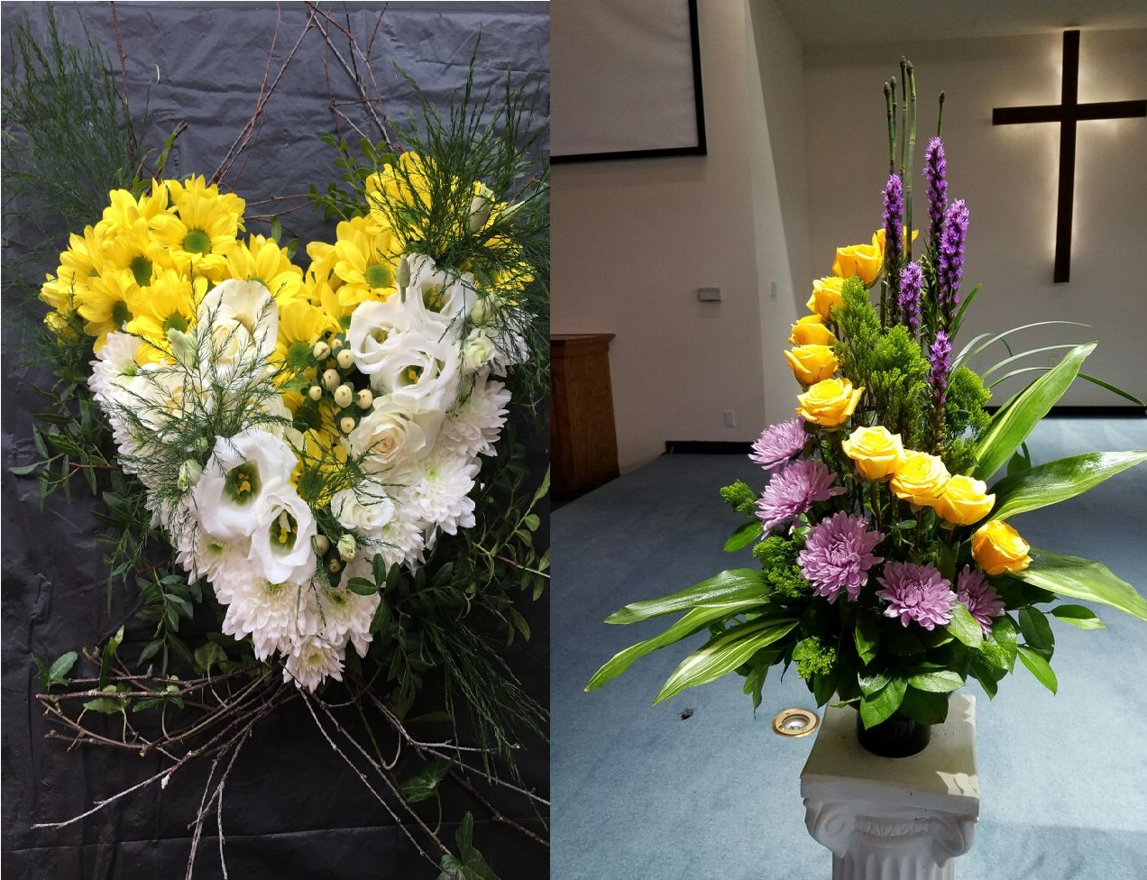 Choosing The Ideal Funeral Flowers In Surrey Just Got Easier