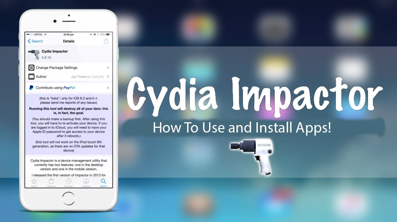 Cydia for android apk