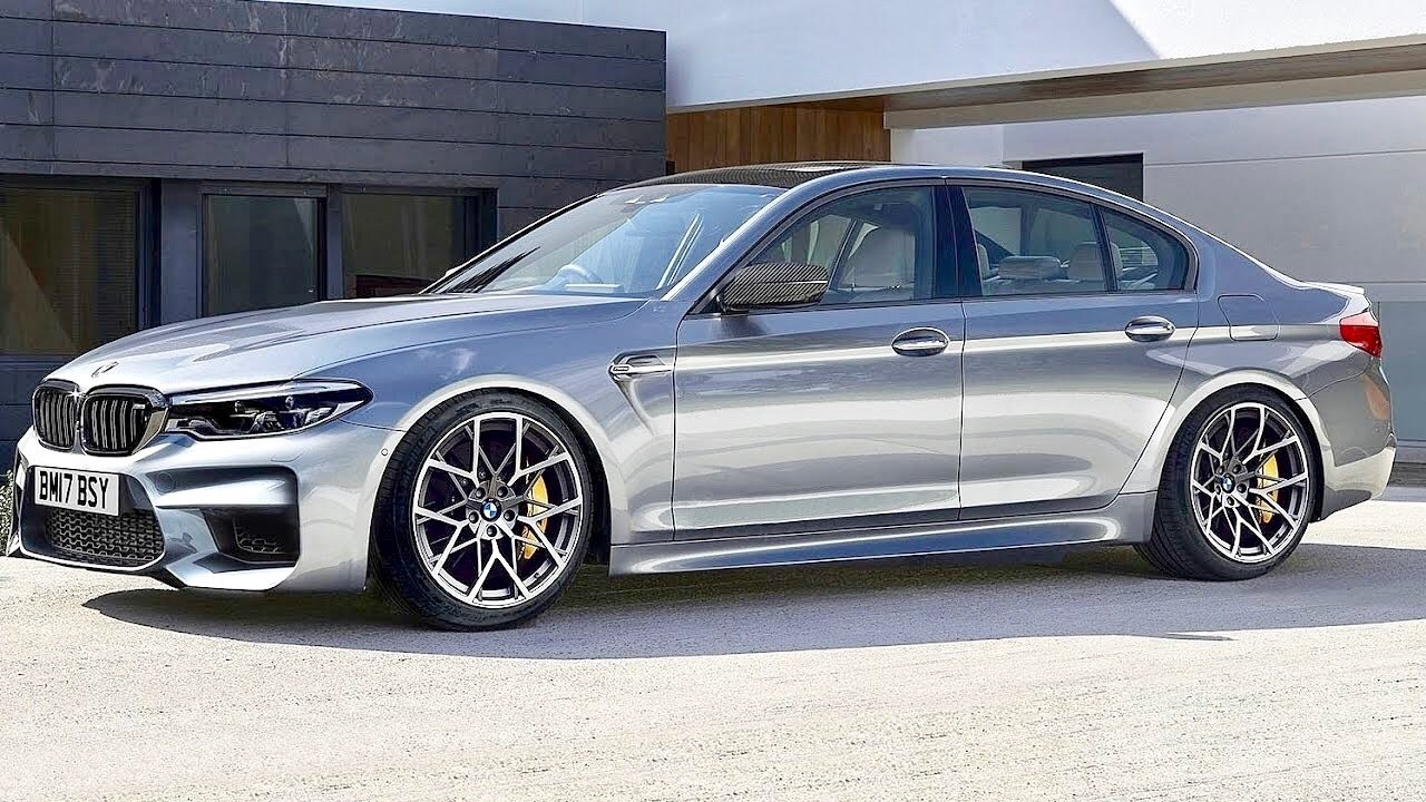 2018 BMW M5 First Look At The ALL NEW Over 600HP And A Quick 0 60mph Time Of 36 Seconds Cant Wait To See It In Person