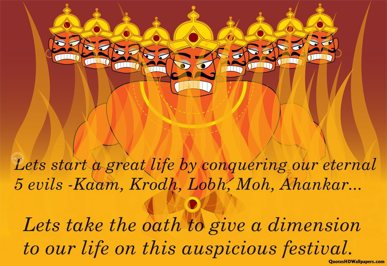 Happy dussehra 2015 wishes quotes in english hindi for whatsapp kristyandbryce Choice Image