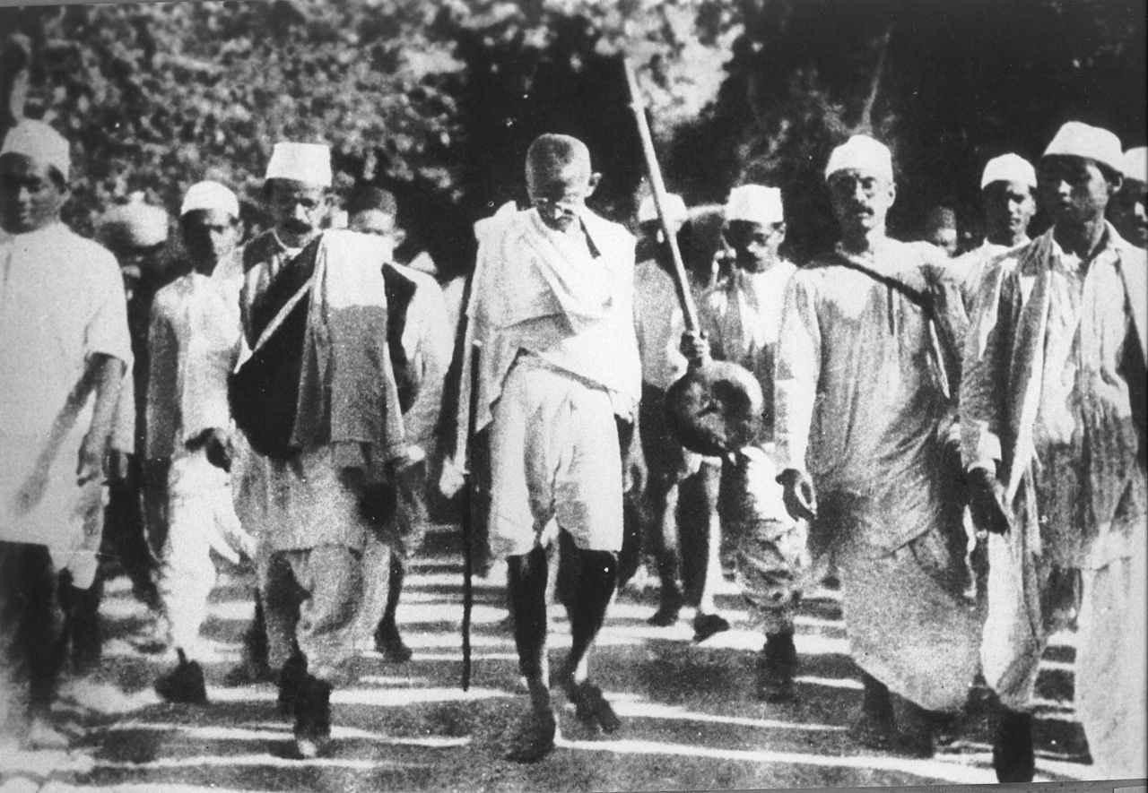 why 1944 is crucial in indian independence movement