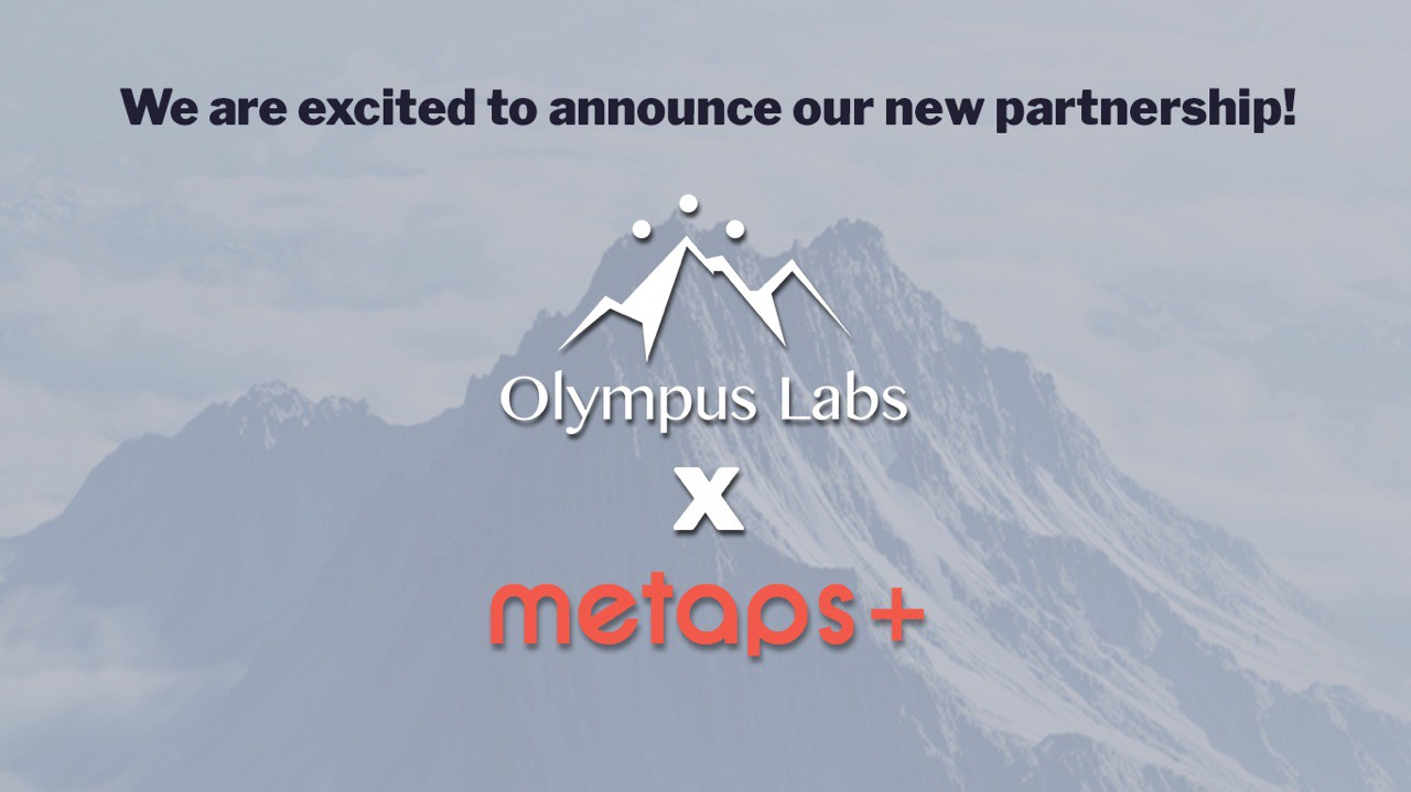 Olympus labs enters korean market through strategic partnership with we are thrilled to announce a key strategic partnership with metaps plus a south korean blockchain fintech company with a complete financial ecosystem malvernweather Images