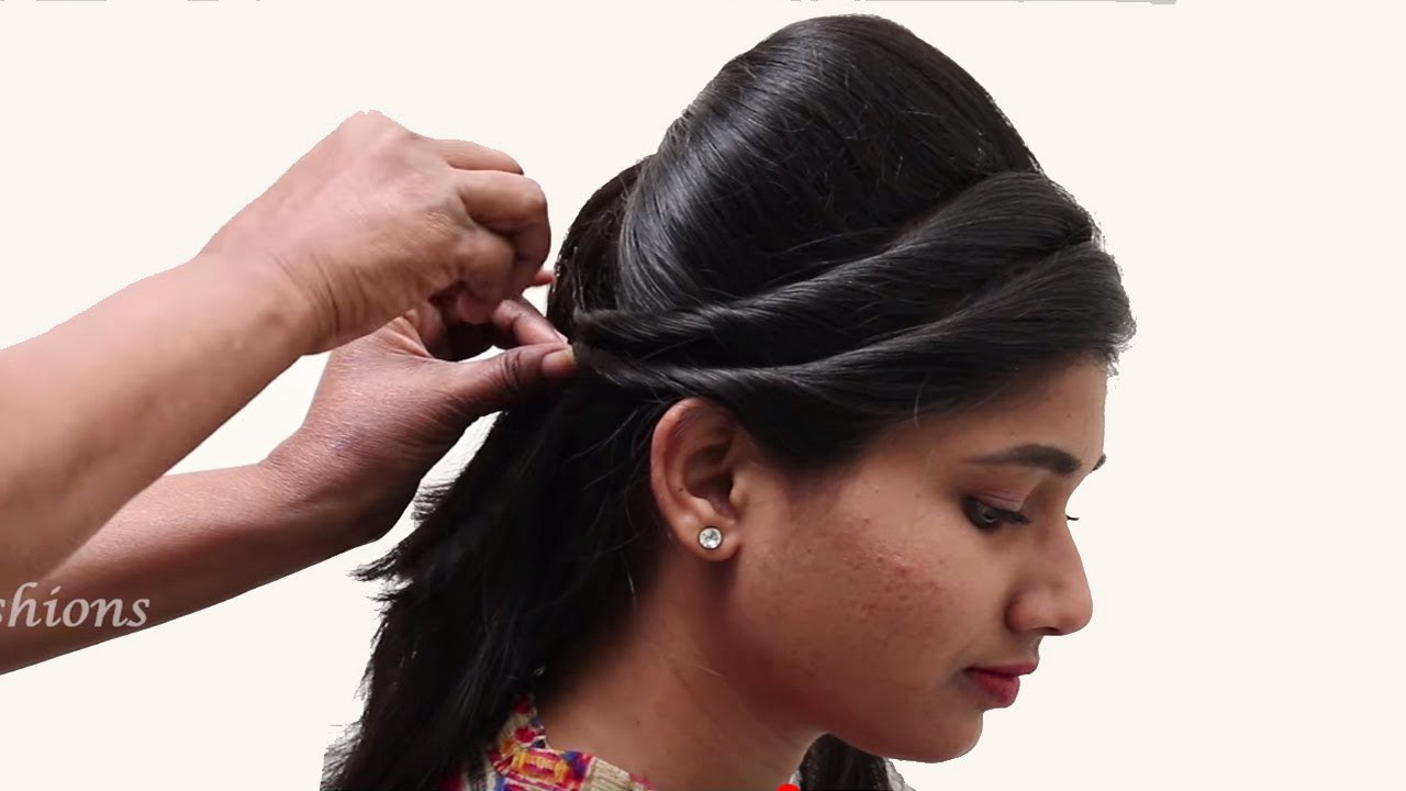 Best Side Bridal Hairstyle Tutorials New Hairstyles Videos