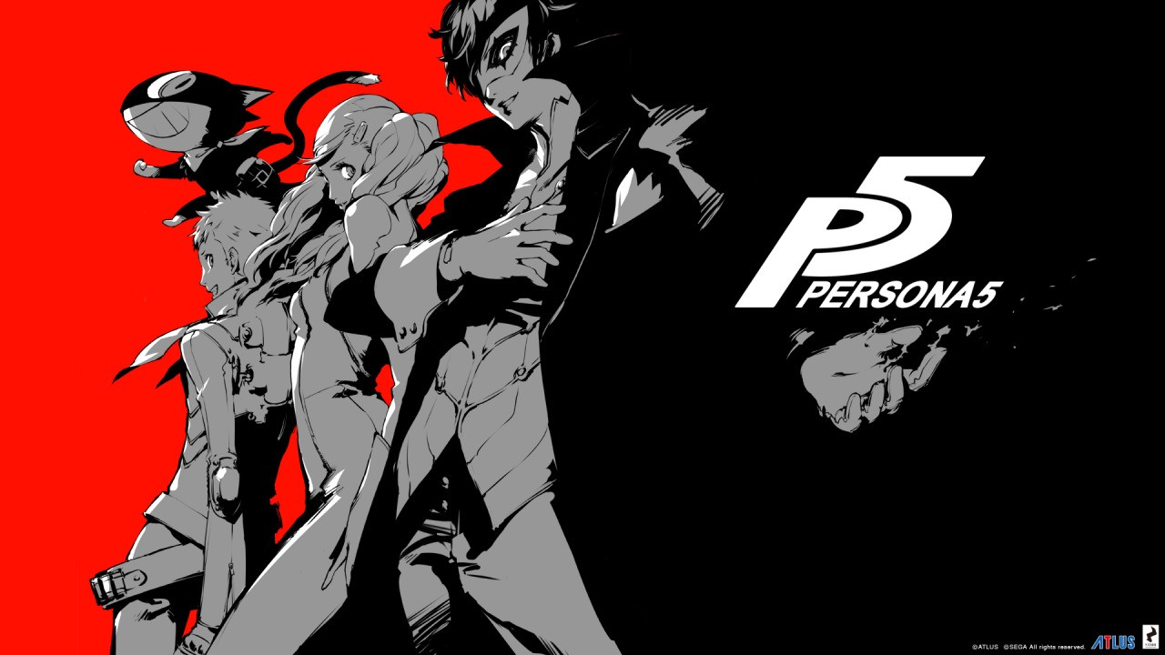 Image result for persona 5 1280 x 720