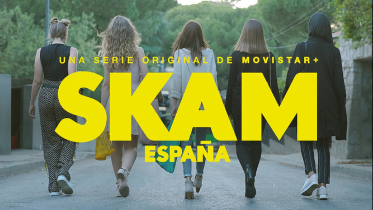 SKAM (Espa&ntildea) 1x02 Espa&ntildeol Disponible