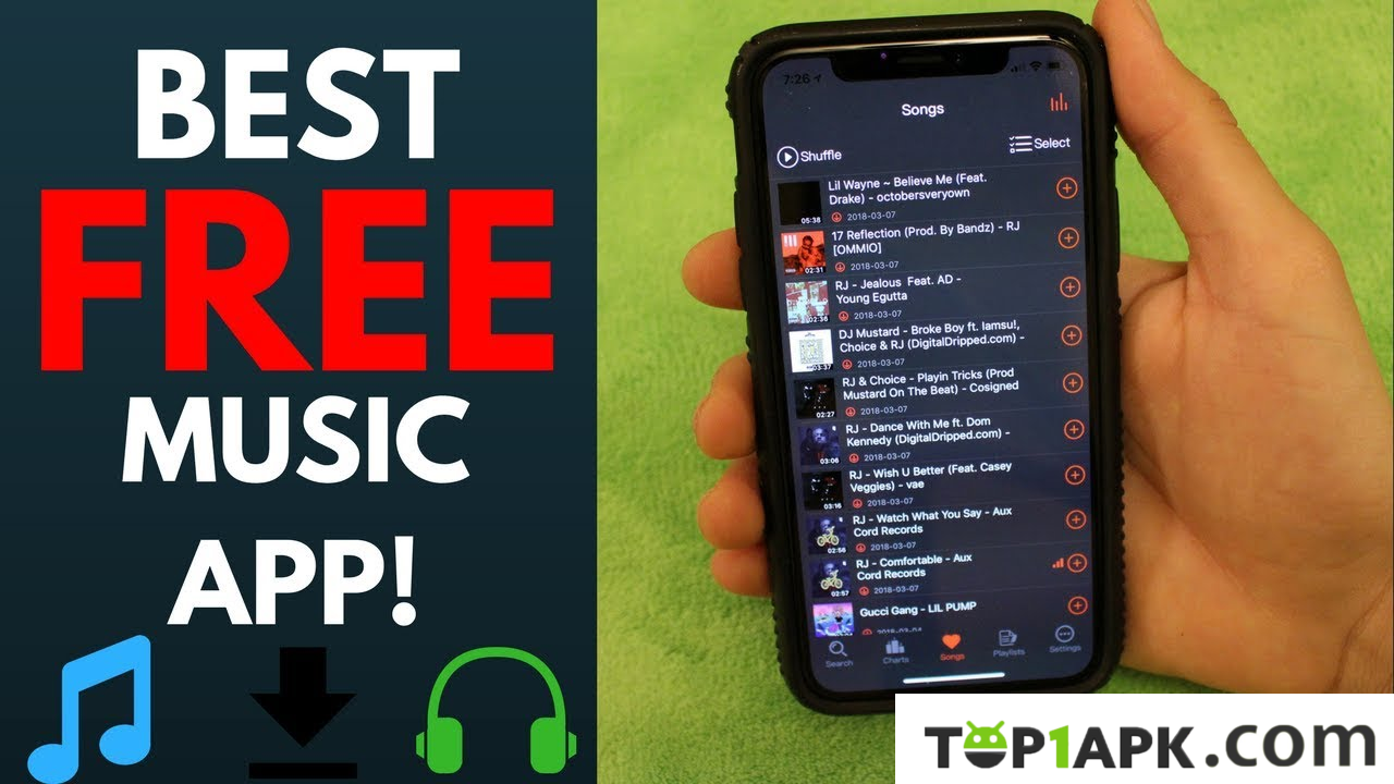 best app to download music on android
