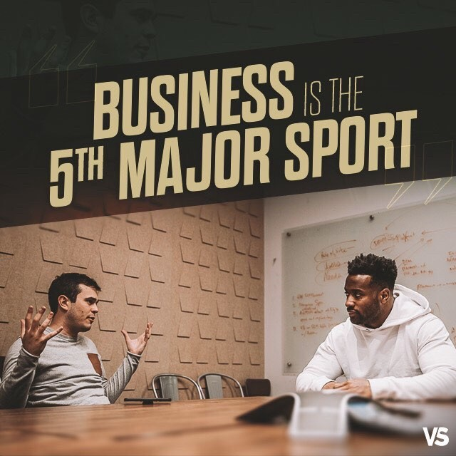 Business is the 5th Major Sport