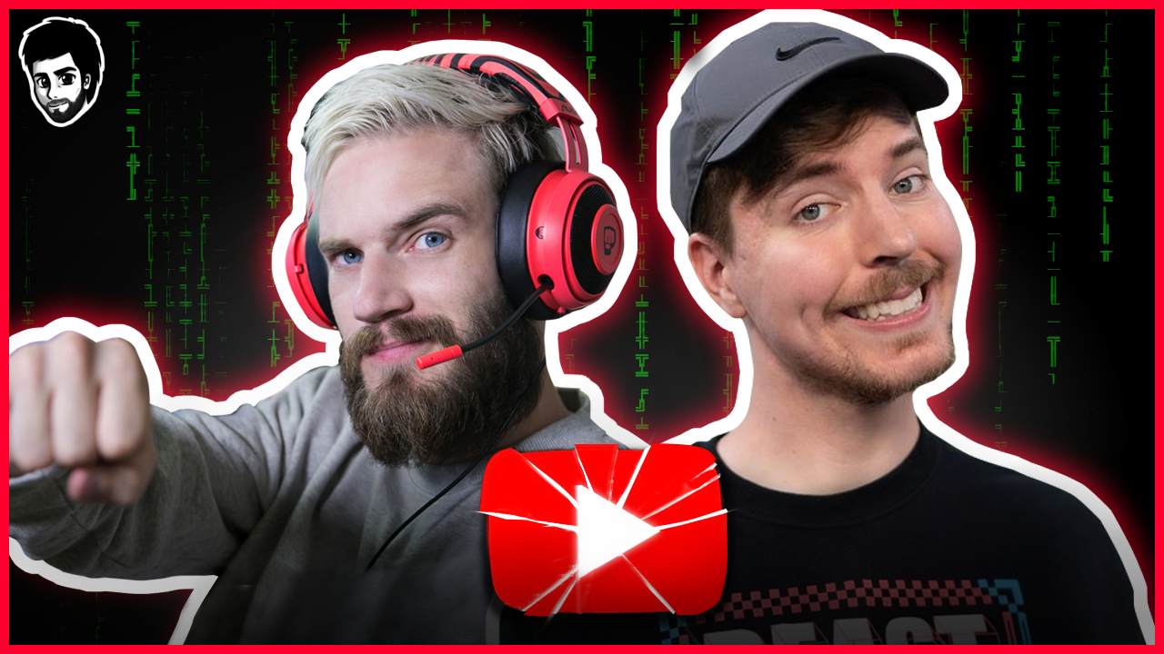 Why MrBeast and PewDiePie are marketing geniuses