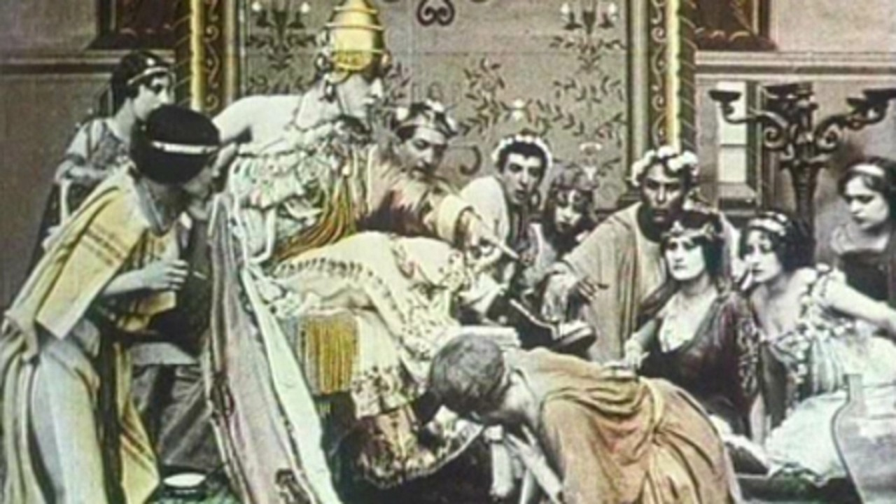 ancient roman orgy pictures