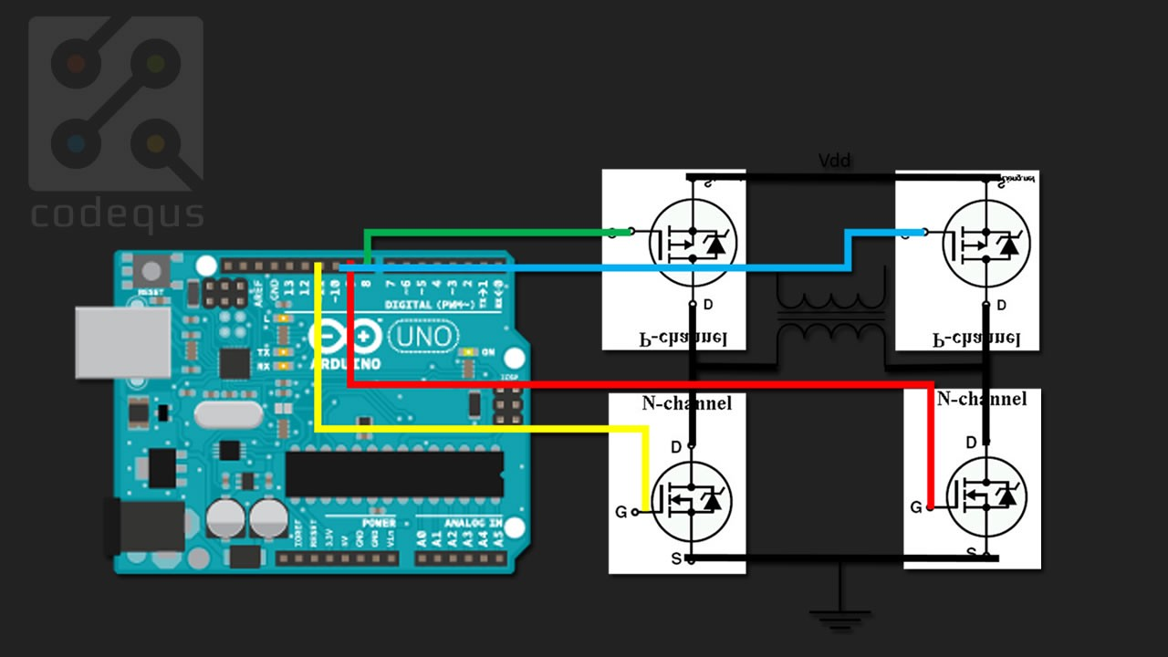 How To Build Variable Voltage And Current Power Supply Using Arduino Benson Ruth Medium