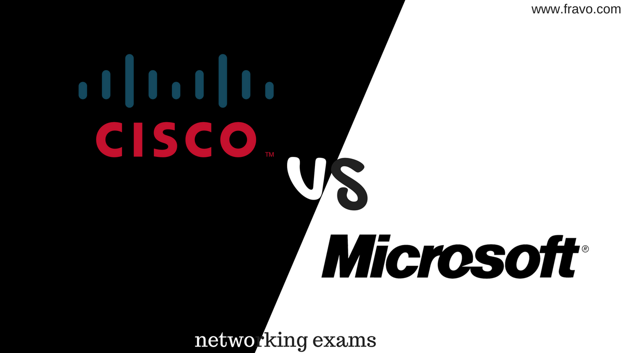 Cisco Exam Or Microsoft Exam Katoo Catt Medium