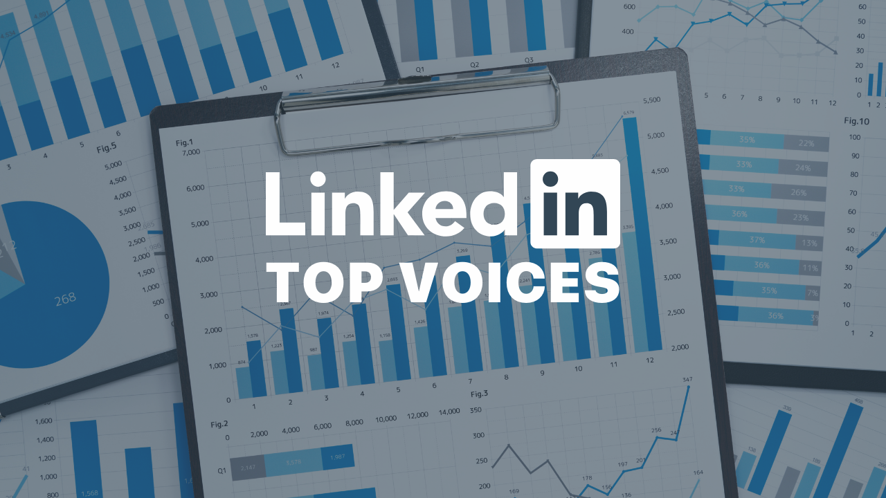 4 Trends from Analyzing 1 Year Of LinkedIn Top Voices Posts