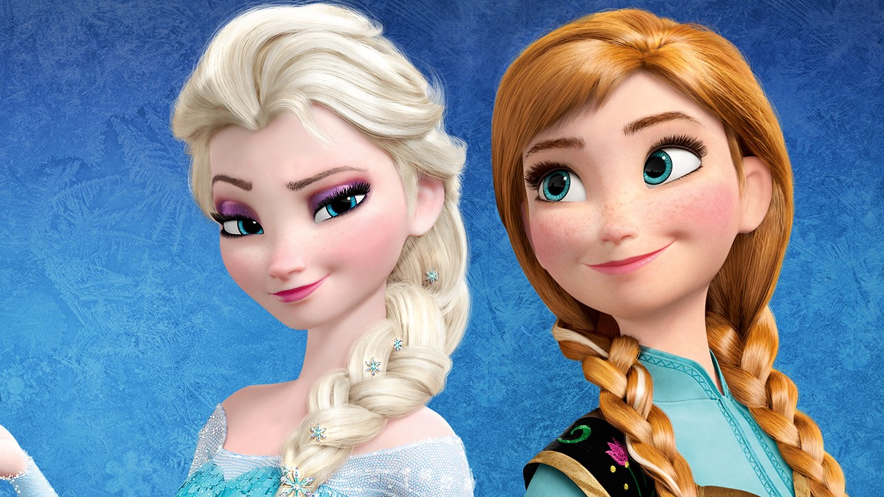 Wondrous Dream Casting Elsa And Anna In Frozen On Broadway Hairstyles For Women Draintrainus