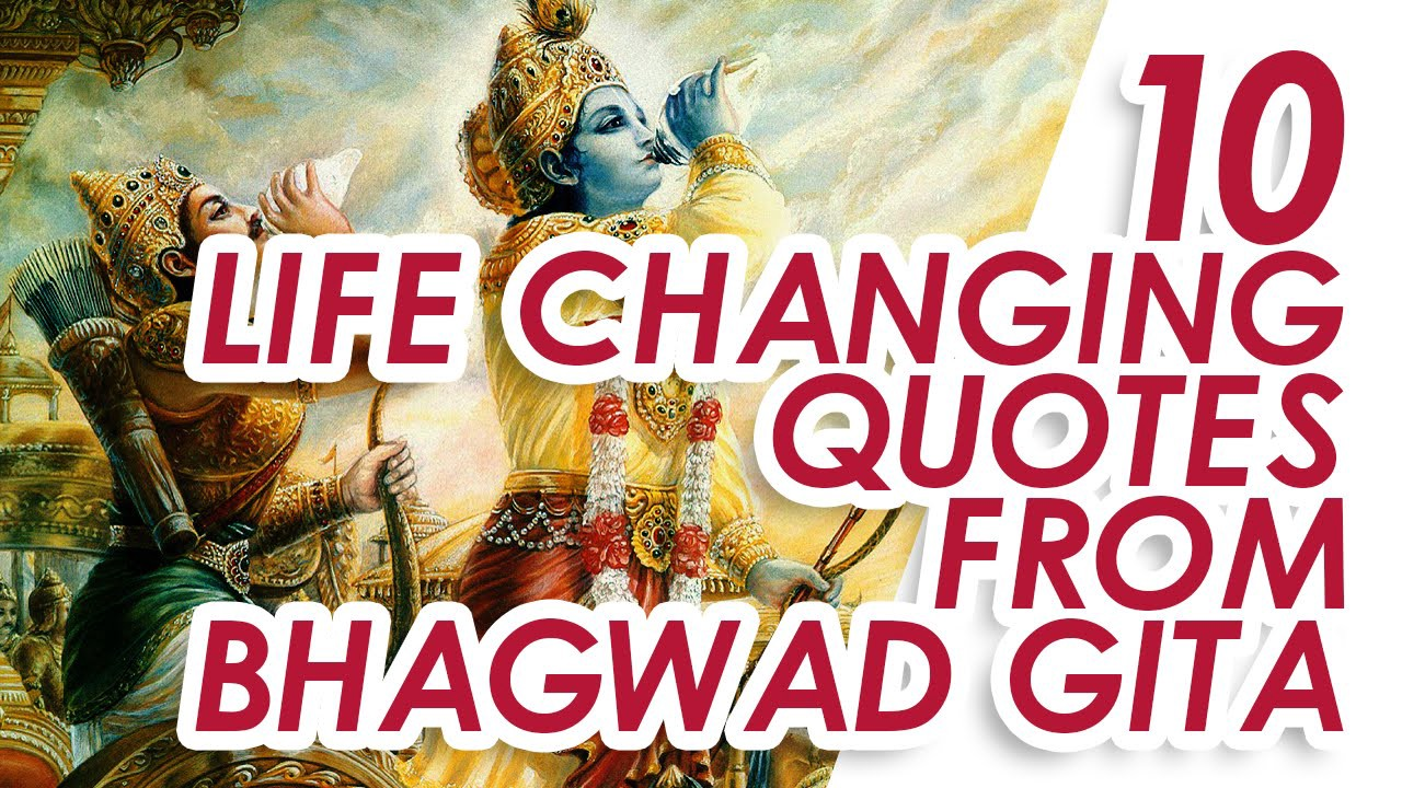 Top 10 Amazing Life Changing Quotes From Bhagavad Gita – Sonal Bisht  NA02