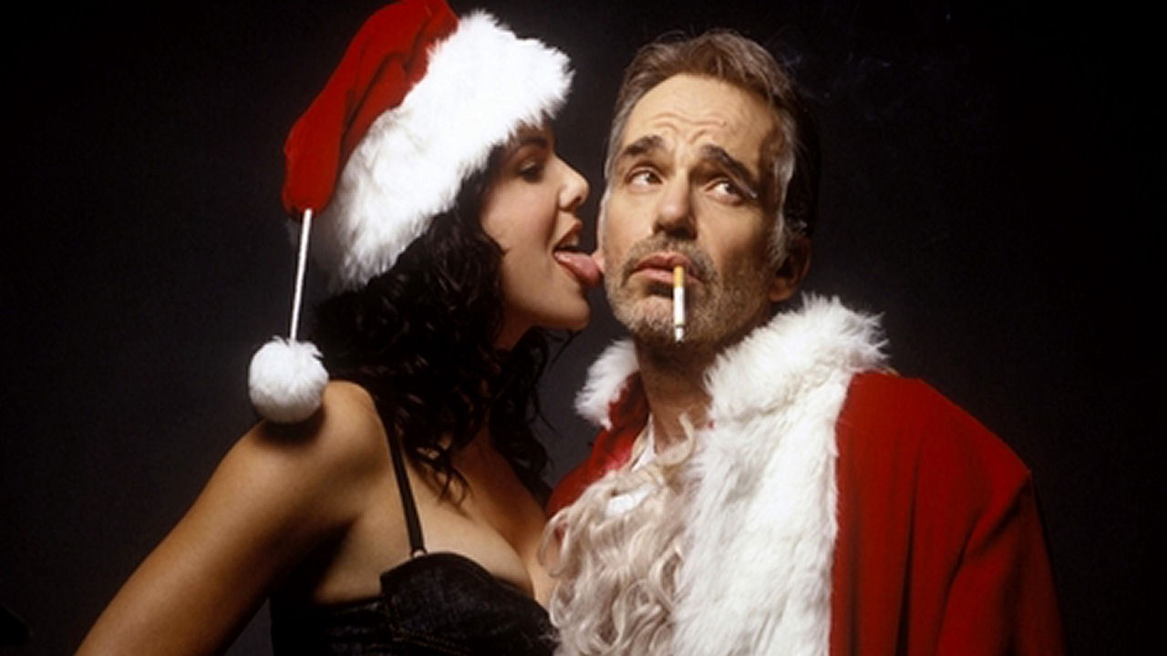 bad santa is hands down the best christmas movie the other word medium - Christmas Pictures With Santa 2