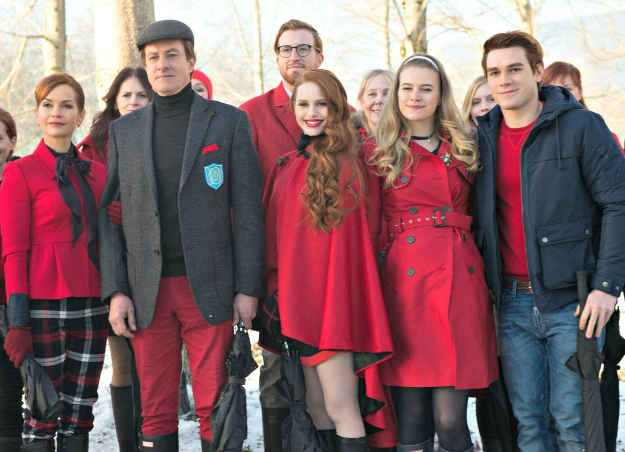 The Real Reason Cheryl Blossom\'s Signature Color Is Red in Riverdale