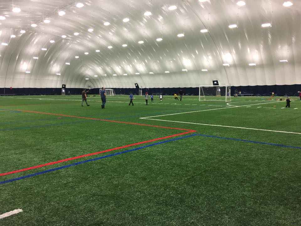 Where to Play Pickup Soccer in Toronto and Which Indoor