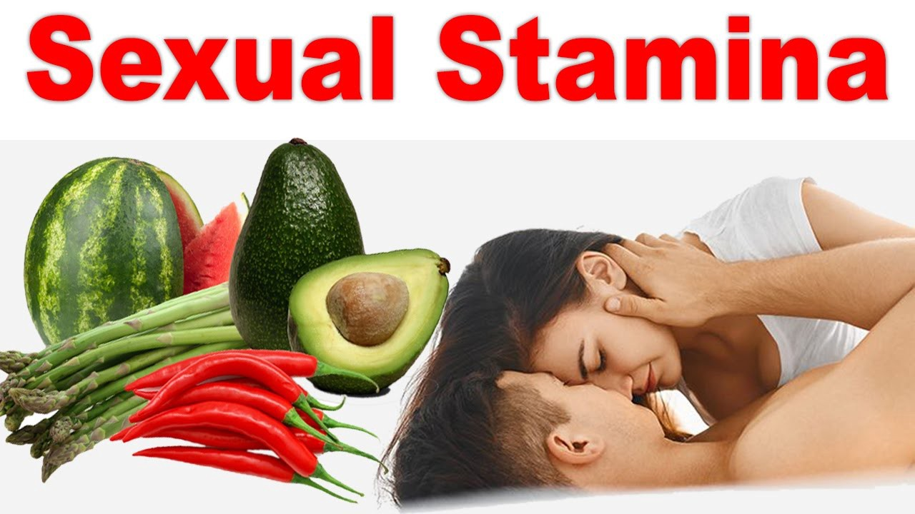 How can we increase sex stamina