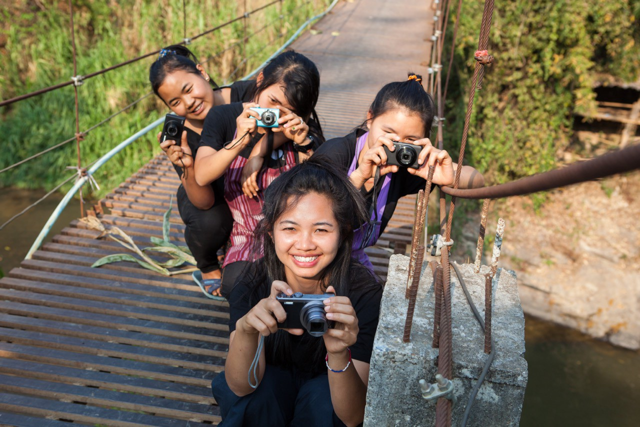 Programme In Thailand Lensational Rising Photography For Social